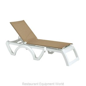 Grosfillex US476552 Chaise Outdoor