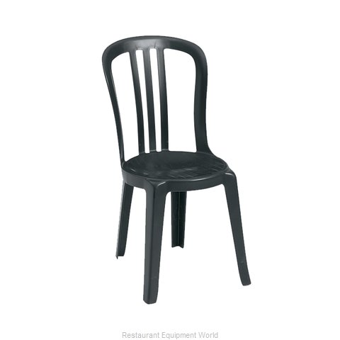 Grosfillex US495517 Stacking Sidechair (Magnified)