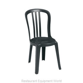 Grosfillex US495517 Stacking Sidechair
