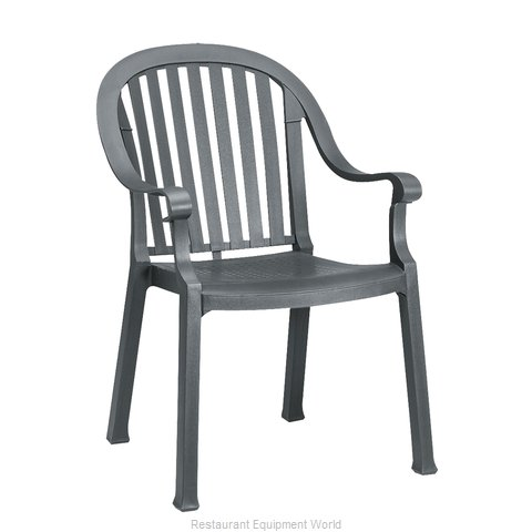 Grosfillex US496502 Stacking armchair