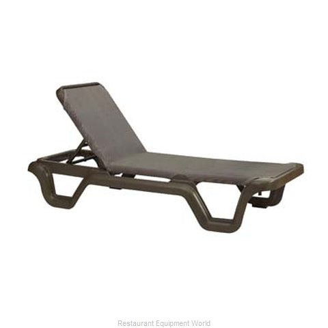Grosfillex US515137 Chaise, Outdoor