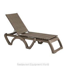 Grosfillex US524681 Chaise, Outdoor