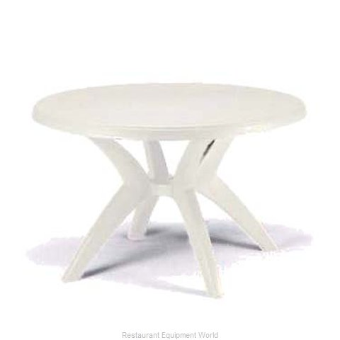 Grosfillex US526704 Table, Outdoor