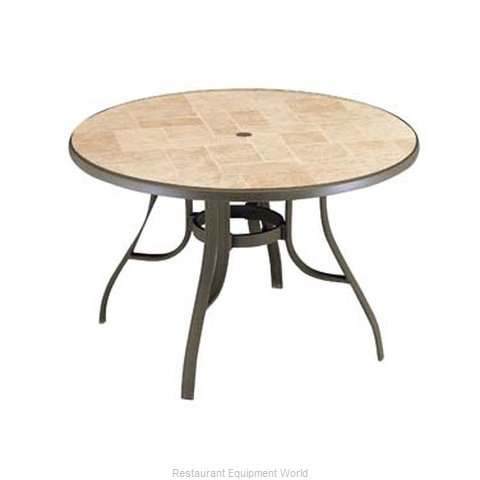 Grosfillex US527137 Table Outdoor Patio
