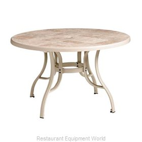 Grosfillex US527166 Table, Outdoor