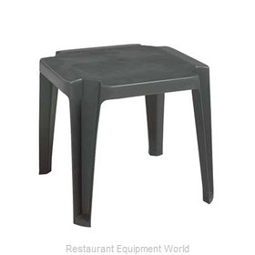 Grosfillex US599902 Table, Outdoor