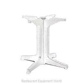 Grosfillex US623204 Table Base, Plastic