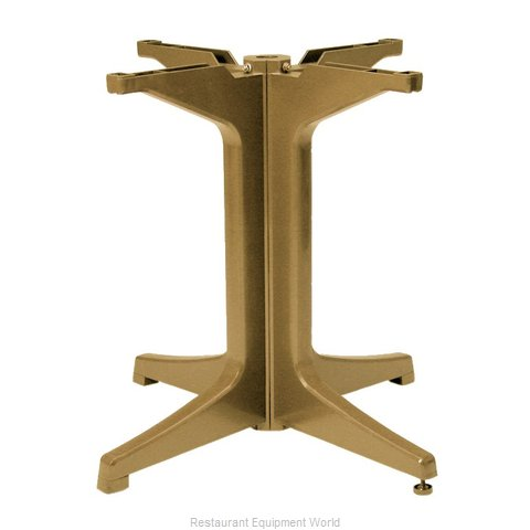 Grosfillex US624208 Table Base, Plastic