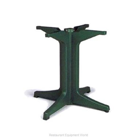 Grosfillex US624278 Table Base, Plastic