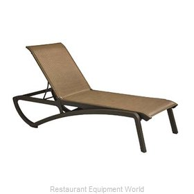 Grosfillex US634599 Chaise, Outdoor