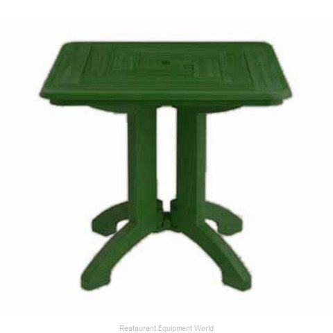 Grosfillex US643078 Table Folding Outdoor