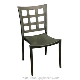 Grosfillex US646579 Chair, Side, Stacking, Indoor