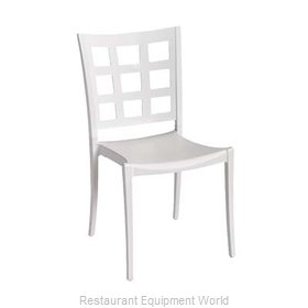 Grosfillex US648096 Chair, Side, Stacking, Indoor