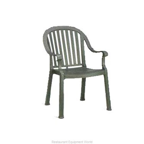 Grosfillex US650002 Stacking armchair