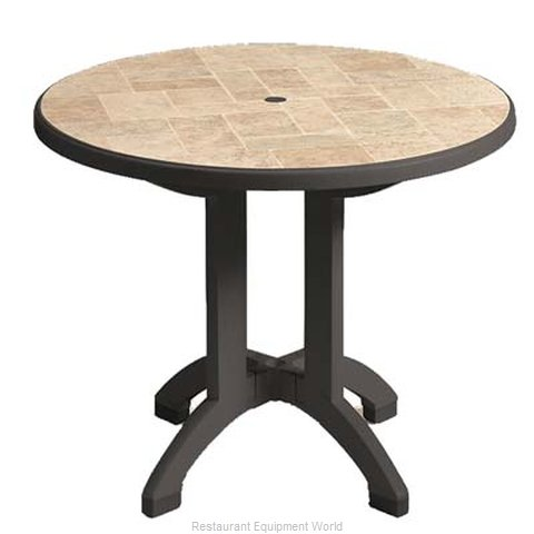 Grosfillex US700002 Table Folding Outdoor