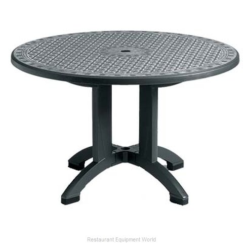 Grosfillex US711102 Table, Outdoor