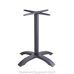 Grosfillex US740017 Table Base, Metal