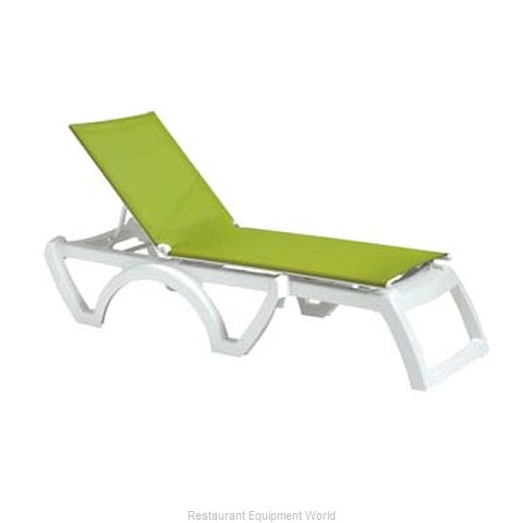Grosfillex US746152 Chaise, Outdoor