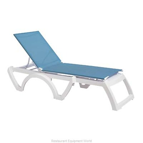 Grosfillex US746194 Chaise, Outdoor