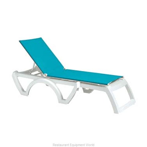 Grosfillex US746241 Chaise Outdoor
