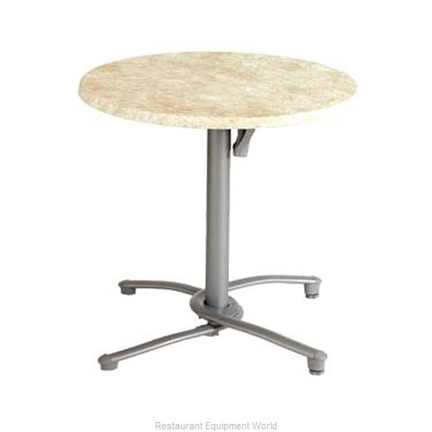 Grosfillex US809009 Table Base Folding