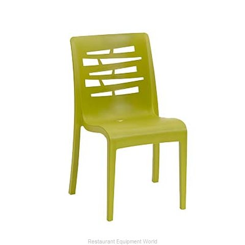 Grosfillex US812152 Chair, Side, Stacking, Outdoor