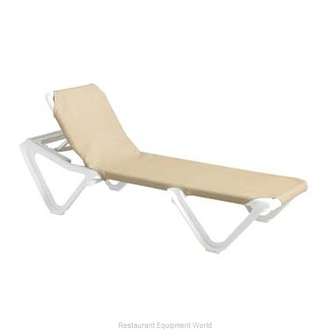 Grosfillex US910103 Chaise Outdoor