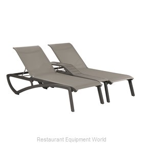 Grosfillex US942288 Chaise, Outdoor