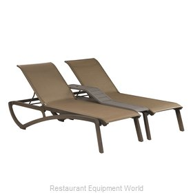 Grosfillex US942599 Chaise, Outdoor