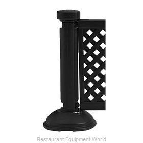 Grosfillex US960117 Fence Post Base