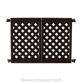 Grosfillex US962117 Outdoor Fencing