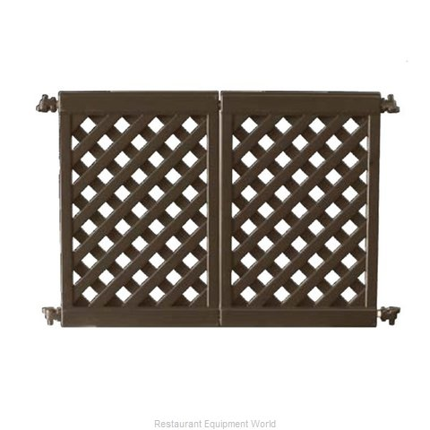 Grosfillex US962423 Outdoor Fencing (Magnified)