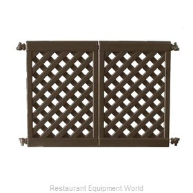 Grosfillex US962423 Outdoor Fencing