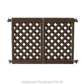 Grosfillex US962423 Outdoor Fencing