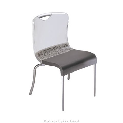 Grosfillex XD203206 Chair Side Stacking Indoor