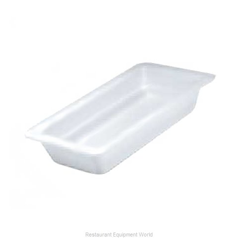 Hall China 1014P-WH China Food Pan