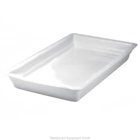 Hall China 1017P-BW China Food Pan
