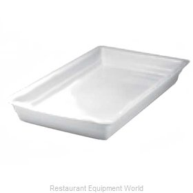 Hall China 1017P-COLOR China Food Pan