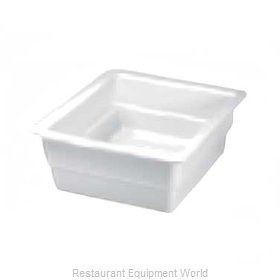 Hall China 1018P-COLOR China Food Pan
