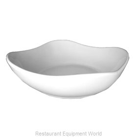 Hall China 1210-BW China, Bowl,  9 - 16 oz