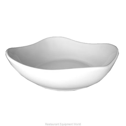 Hall China 1212-WH China, Bowl, 33 - 64 oz