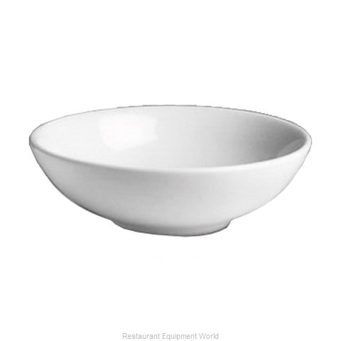 Hall China 1281-WH Bowl China 33 - 64 oz 2 qt