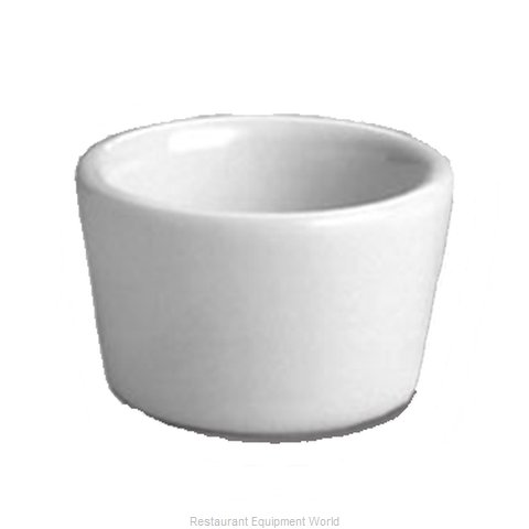 Hall China 1787-WH China Ramekin