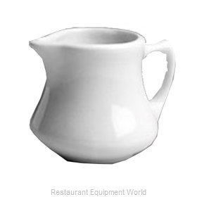 Hall China 193-BW China Creamer