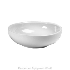 Hall China 2048-BW Bowl China 33 - 64 oz 2 qt