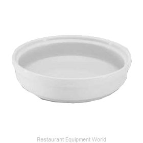 Hall China 2156-B-WH China Casserole Dish