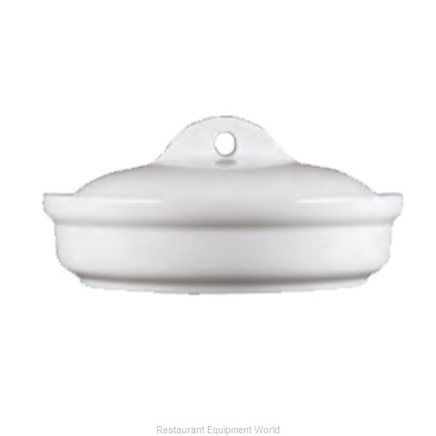 Hall China 2156-C-WH China Lid