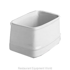 Hall China 3383-BW Sugar Packet Holder / Caddy, China