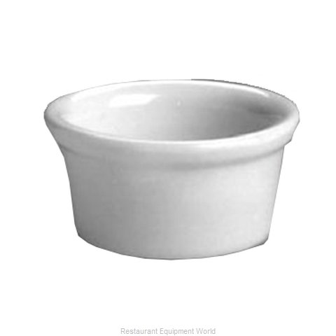 Hall China 363-BW China Ramekin