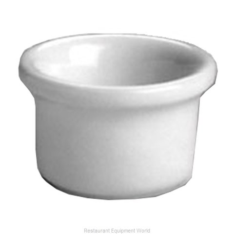 Hall China 371-WH China Ramekin